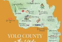 Yolo County / Favorite places and sites!
