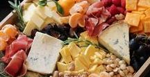 Cheese Please / Cheese pairs fantastically with wine! A collection of beautiful pairings evolving everything cheese.