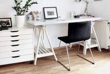 Work Room - Office Decor