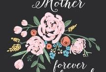 Celebrating Mom / Mother's Day is May 14, 2017. Show Mom how much you care by hosting a Mom-o-sa Brunch and shower her with the love and attention she deserves!