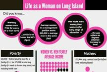 Infographics about Women