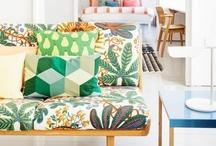 Cushion Cushion / by Virginia Chang