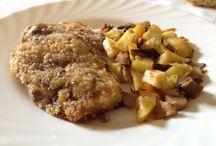 Piatti di casa / I piatti casalinghi realizzati dai nostri chef