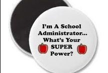 Administrators / Gathering an assortment of products exclusively for Superintendents, Principals and Board Members.