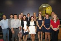 Omicron Delta Epsilon - Economics Honors Society / by Lycoming College IMS