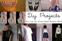 Clothes DIY / by Yvette .