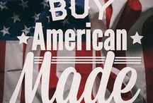 American Made / Our wines are 100% American owned and made. Here are some other American made products we like.