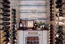 Wine Cellars / Beautiful #wine cellars we've come across.