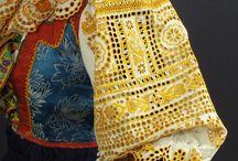 :: SLOVAK :: FOLK :: culture :: art i <3 / Embroidery patterns, blueprints, folk, habits and culture I honestly LOVE ❤️