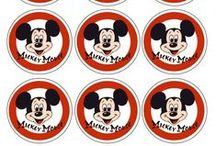 Mickey Mouse and Friends printable