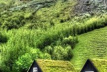 Imagine / Beautiful places