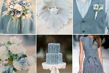 Wedding inspiration Blue / All things blue for weddings and events