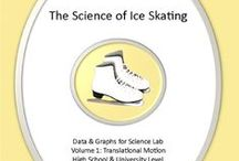 Figure Skating / Links to Books & Blogs on the Sport Science of Figure Skating!