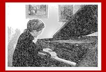 Piano Pedagogy / Links to Music Education Materials for Piano & Keyboard Pedagogy!