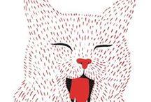 katten, animatie , gifs . / leuke bewegende plaatjes met dieren in de hoofdrol.