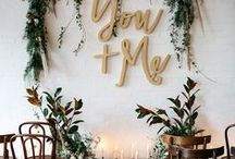 Mrs. 2 Be / Wedding ideas & inspiration for the bride to be, the big party and the future couple!