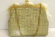 Vintage beaded and evening bags