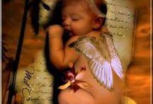 Kinder engeltjes & elfjes