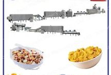 Bread & Cereals / Equipment for Producing Grain Products (Bread & Cereal)