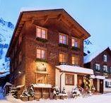 HOUSE HANNES SCHNEIDER STUBEN SKI CHALET / Our new Luxury Ski Chalet managed by Kristiania Lech