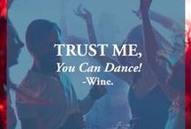 """Wine Wisdom / Let's """"wine"""" about it! Wise words, quotes and some funny remarks about wine."""