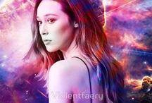 ViolentFaery's Clexa FanArt