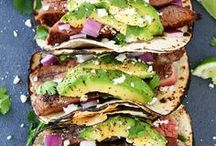 We Love Tacos / All things Tacos. Your recipes, our recipes, and all the fun that comes with this delicious food! And the occasional wine and margarita recipe.