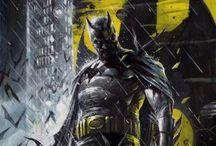 Batman / by Analiese Nicholes