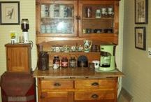 kitchen cupboard / by sharie kowalski