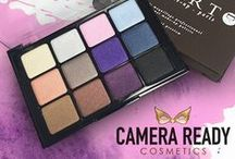 Beautiful Eyes / Eyeshadow, Eyeliner, Eye-glitter, Mascara - ALL things inspiring for your eyes to shine!