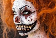SFX and Halloween / Camera Ready Cosmetics carries the best in professional special effects makeup!