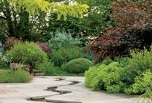 Gorgeous gardens & beautiful backyards / let´s dream in fairy gardens