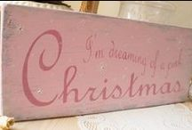 christmas in pink / by sharie kowalski