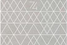 Geometric. / gelasert