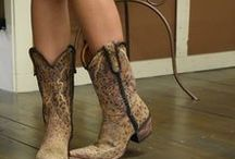 Women's Cowboy Boots / There's a cowgirl in everyone and we have a wide variety of boots to help you get into the Western spirit.