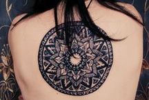 Trendy tattoo