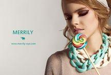 MERRILY / 海外アクセサリー MERRILY  // Online shop // www.merrilyoyo.com