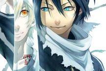 anime, manga and staff