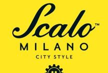 Black & Yellow / Scalo Milano's corporate colors - black and yellow - in a fashionable and courious mix