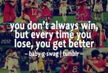 Soccer <3 Quotes / Baby-G (tumblr) quotes |  soccer/football