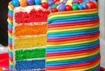 rainbows... ha geeeyyyy!