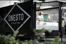 Onesto / branding by skinn branding agency