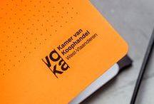 Voka / graphic design by skinn branding agency