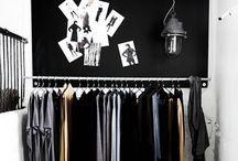 - wardrobes -
