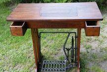 Maszyna / Sewing Machine / Stara Maszyna do Szycia / Old Sewing Machine