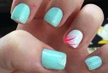 cute nail designs / by Kelcie Murrile