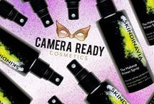 Glowing Skin / Camera Ready Cosmetics' favorite primers, lotions, setting sprays, bronzers and more for healthy-looking, glowing skin!