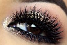 Fluttering Eyelashes / Check out the long, luscious eyelashes available at Camera Ready Cosmetics!