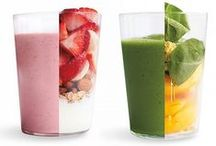 Shake it !! / I love shakes...I love smoothies....plenty of healthy and less healthy (but delicious) shakes and smoothies....