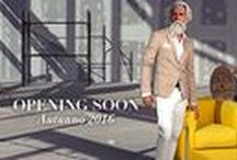 Scalo Milano Opening Soon - Fall 2016 / Teaser Advertising Campaign of Scalo MIlano CIty Style, a brand new shopping district opening in Milan in autumn 2016